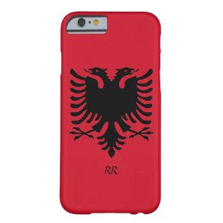 Caso del iPhone 6 de Eagle de la bandera de la Funda De iPhone 6 Barely There