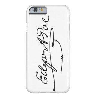 Caso del iPhone 6 de Edgar Allan Poe Funda De iPhone 6 Barely There