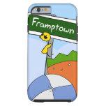 Caso del iPhone 6 de Framptown Funda Resistente iPhone 6