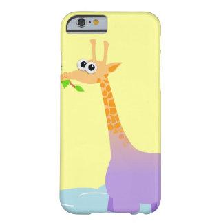 Caso del iPhone 6 de Giraffopotamus Funda De iPhone 6 Barely There