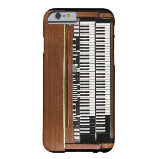Caso del iPhone 6 de Hammond organ Funda Para iPhone 6 Barely There