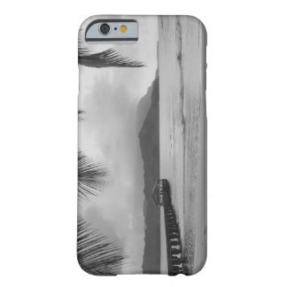 Caso del iPhone 6 de Hawaii Kauai - embarcadero de Funda Barely There iPhone 6