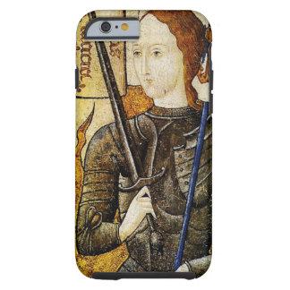 Caso del iPhone 6 de Juana de Arco del vintage Funda Resistente iPhone 6