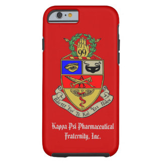 Caso del iPhone 6 de Kappa PSI