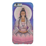 Caso del iPhone 6 de Kuan Yin de la diosa Funda De iPhone 6 Barely There