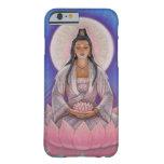 Caso del iPhone 6 de Kuan Yin de la diosa Funda Barely There iPhone 6