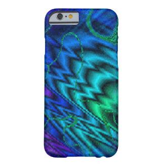 Caso del iPhone 6 de la aurora boreal Funda De iPhone 6 Barely There