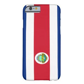 Caso del iPhone 6 de la bandera de Rican de la Funda De iPhone 6 Barely There