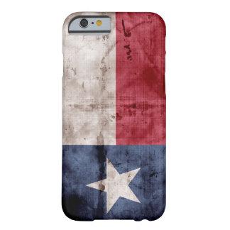 Caso del iPhone 6 de la bandera de Tejas del