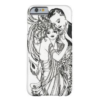 caso del iPhone 6 de la belleza de la aleta de los Funda De iPhone 6 Barely There