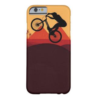 Caso del iPhone 6 de la bici de montaña Funda Para iPhone 6 Barely There