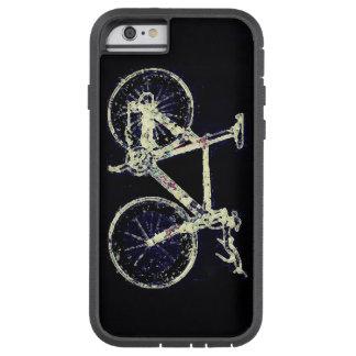 Caso del iPhone 6 de la bicicleta de los azules Funda De iPhone 6 Tough Xtreme