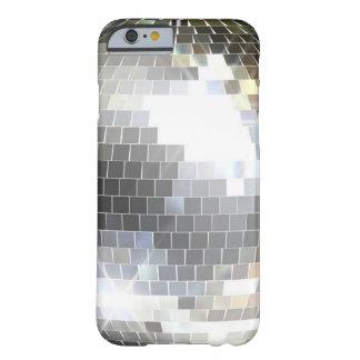 Caso del iPhone 6 de la bola de discoteca Funda De iPhone 6 Barely There