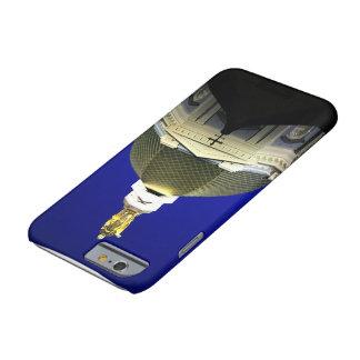 Caso del iPhone 6 de la bóveda de Notre Dame Funda Para iPhone 6 Barely There