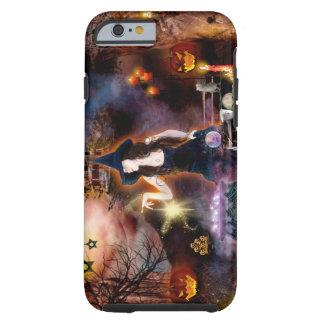 Caso del iPhone 6 de la bruja de Bewitchy Funda Para iPhone 6 Tough