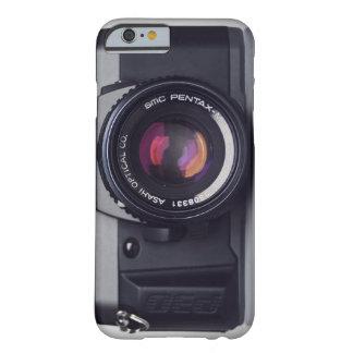 Caso del iPhone 6 de la cámara de Pentax Funda Para iPhone 6 Barely There