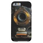 Caso del iPhone 6 de la cámara del vintage