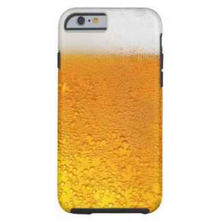 Caso del iPhone 6 de la cerveza fría #1 Funda De iPhone 6 Tough