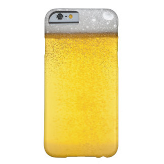 Caso del iPhone 6 de la cerveza Funda De iPhone 6 Barely There