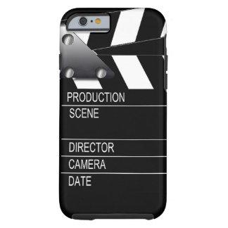 Caso del iPhone 6 de la chapaleta de la película Funda De iPhone 6 Tough