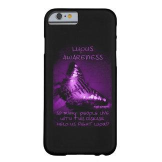 Caso del iPhone 6 de la conciencia del lupus Funda Para iPhone 6 Barely There