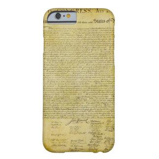 Caso del iPhone 6 de la Declaración de