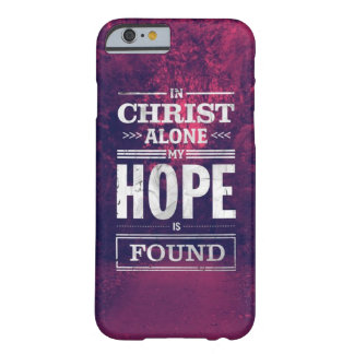 Caso del iPhone 6 de la esperanza Funda Para iPhone 6 Barely There