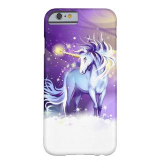 Caso del iPhone 6 de la fantasía del unicornio Funda Para iPhone 6 Barely There