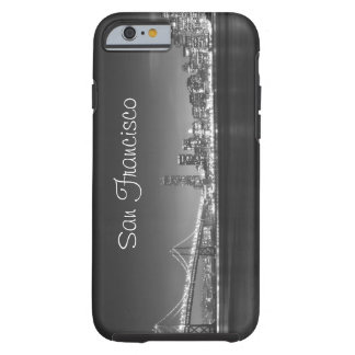 Caso del iPhone 6 de la foto del horizonte de San Funda Para iPhone 6 Tough