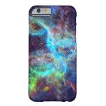 Caso del iPhone 6 de la galaxia/de la nebulosa Funda De iPhone 6 Slim