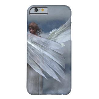 Caso del iPhone 6 de la identificación del ángel Funda Para iPhone 6 Barely There
