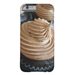 Caso del iPhone 6 de la magdalena del chocolate Funda De iPhone 6 Barely There