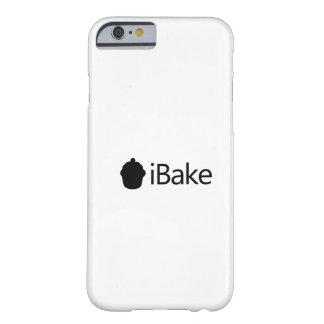 caso del iPhone 6 de la magdalena del iBake Funda De iPhone 6 Barely There