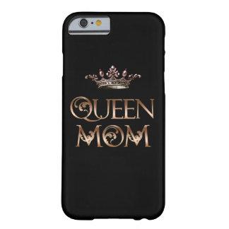 Caso del iPhone 6 de la mamá de la reina Funda De iPhone 6 Barely There
