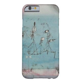 Caso del iPhone 6 de la máquina de Paul Klee
