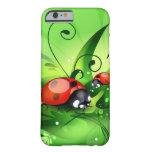 Caso del iPhone 6 de la mariquita