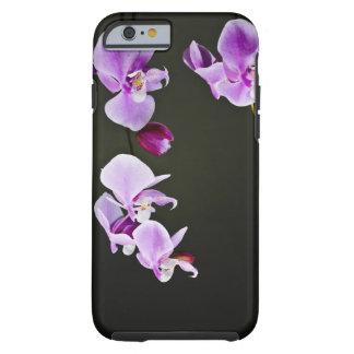 Caso del iPhone 6 de la orquídea Funda Resistente iPhone 6