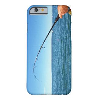 Caso del iPhone 6 de la pesca Funda Para iPhone 6 Barely There