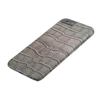 """""""caso del iPhone 6 de la piel de serpiente"""" Funda Para iPhone 6 Barely There"""