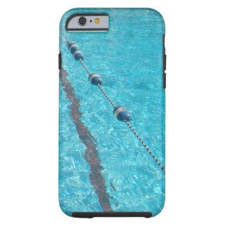 Caso del iPhone 6 de la piscina Funda Para iPhone 6 Tough