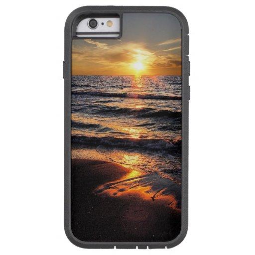 Caso del iPhone 6 de la playa Funda De iPhone 6 Tough Xtreme