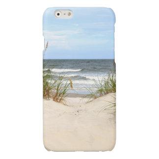 Caso del iPhone 6 de la playa