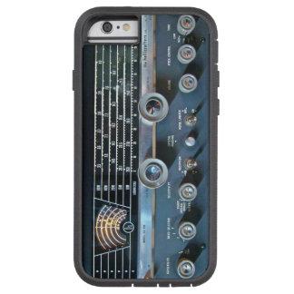 Caso del iPhone 6 de la radio de la onda corta Funda Para iPhone 6 Tough Xtreme