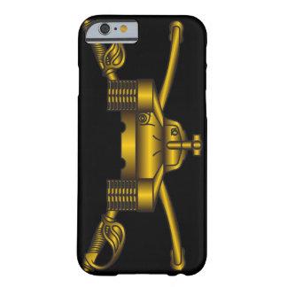 Caso del iPhone 6 de la rama de la armadura Funda De iPhone 6 Slim