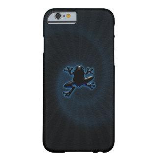Caso del iPhone 6 de la rana