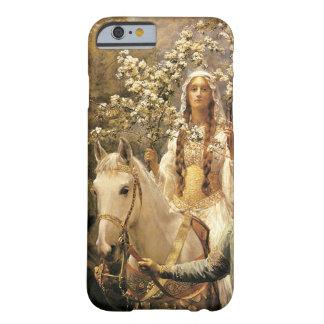 Caso del iPhone 6 de la reina Guinevere Maying Funda De iPhone 6 Slim
