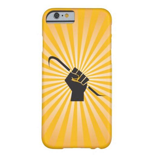 Caso del iPhone 6 de la revolución de la palanca Funda De iPhone 6 Barely There