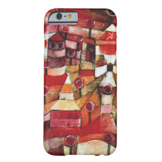 Caso del iPhone 6 de la rosaleda de Paul Klee Funda Para iPhone 6 Barely There
