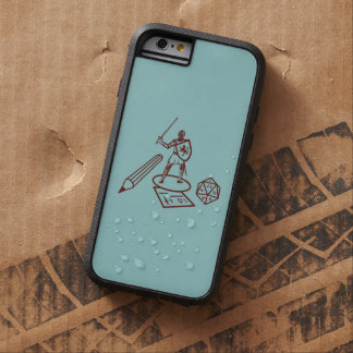 Caso del iPhone 6 de la tabla del RPG Funda Tough Xtreme iPhone 6