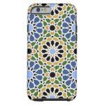 Caso del iPhone 6 de la teja del Moorish